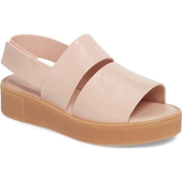 a1c7f8e77c6 Melissa Soho Platform Sandal